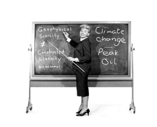 Geophysicals-scarcity